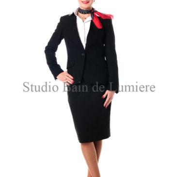 Faire des photos pour présenter sa candidature dans les compagnies aériennes