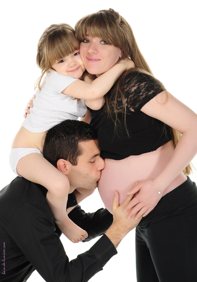 shooting famille enceinte