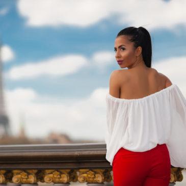 Photographe professionnel pour blogueuse et influencer