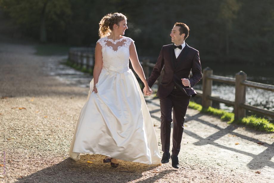 seance photo mariage
